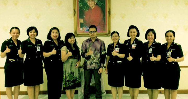 Supreme Health Care Service in Indonesia: Sharing session