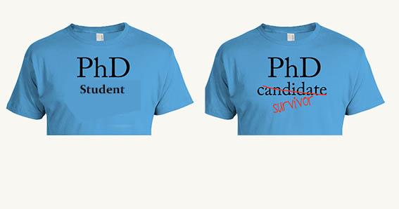 PHD STUDENT VS PHD CANDIDATE