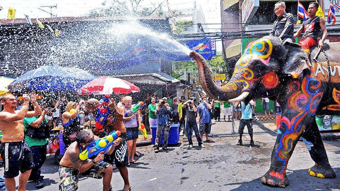 """SONGKRAN"": An Indonesian Perspective"