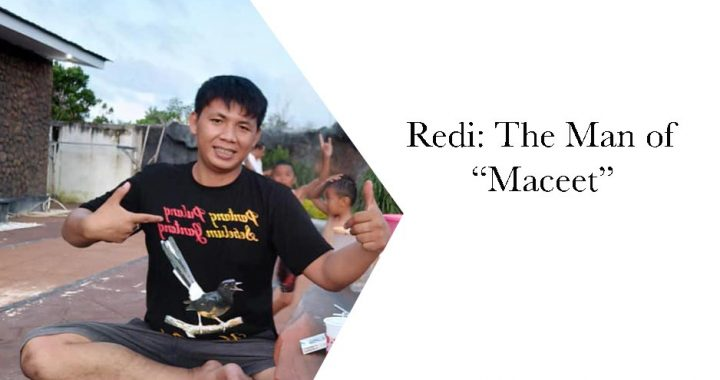 "Redi: The Man of ""Maceet"""