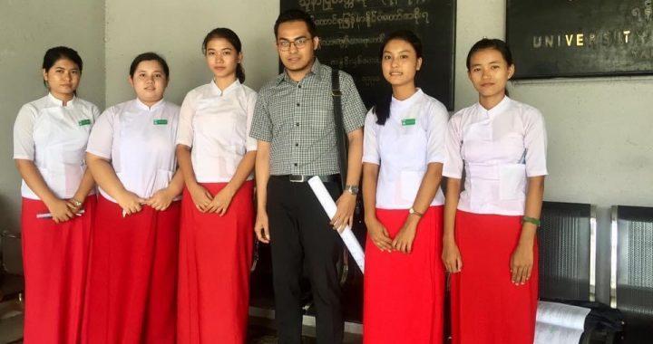 Terkisah Dari Yangon, Myanmar